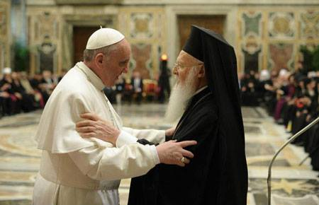 Mensaje Ecumenico