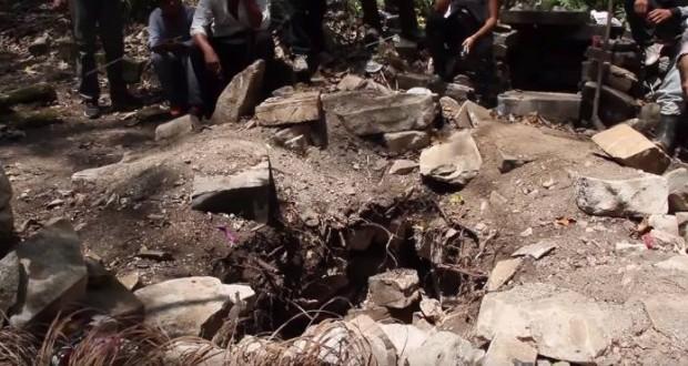 México: acusan a los testigos de Jehová de destruir un antiguo santuario indígena.