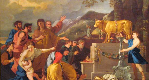 Sobre imágenes e idolatría