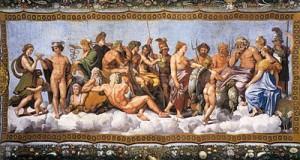 Resurge en Grecia el culto a los antiguos dioses olímpicos.