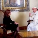 Entrevista de Valentina Alazrakial Santo Padre el Papa Francisco