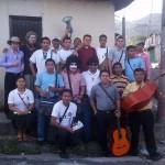 Experiencia de evangelización en El Salvador