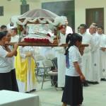 Solemne inicio del Postulantado y el Noviciado,  Juramento Perpetuo y renovación de las promesas temporales